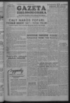 Gazeta Zielonogórska : organ Komitetu Wojewódzkiego Polskiej Zjednoczonej Partii Robotniczej R. I Nr 57 (1/2 listopada 1952)