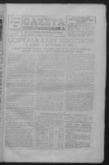Gazeta Zielonogórska : organ Komitetu Wojewódzkiego Polskiej Zjednoczonej Partii Robotniczej R. II Nr 3 (4 stycznia 1953)