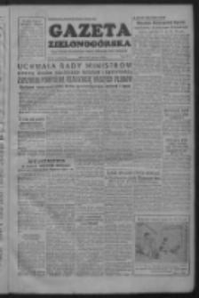Gazeta Zielonogórska : organ Komitetu Wojewódzkiego Polskiej Zjednoczonej Partii Robotniczej R. II Nr 6 (7 stycznia 1953)