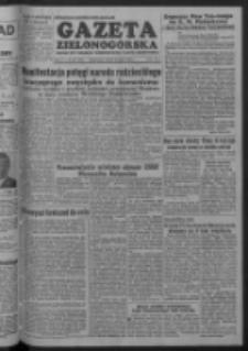 Gazeta Zielonogórska : organ KW Polskiej Zjednoczonej Partii Robotniczej R. II Nr 267 (9 listopada 1953)