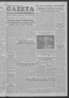 Gazeta Zielonogórska : organ KW Polskiej Zjednoczonej Partii Robotniczej R. III Nr 10 (12 stycznia 1954)