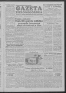 Gazeta Zielonogórska : organ KW Polskiej Zjednoczonej Partii Robotniczej R. III Nr 16 (19 stycznia 1954)