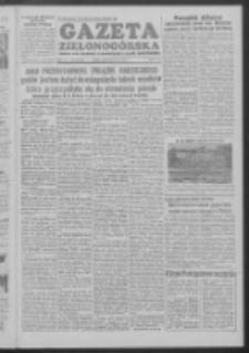 Gazeta Zielonogórska : organ KW Polskiej Zjednoczonej Partii Robotniczej R. III Nr 23 (27 stycznia 1954)