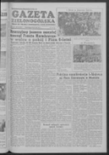 Gazeta Zielonogórska : organ KW Polskiej Zjednoczonej Partii Robotniczej R. III Nr 104 (3 maja 1954)
