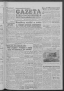 Gazeta Zielonogórska : organ KW Polskiej Zjednoczonej Partii Robotniczej R. III Nr 133 (5/6 czerwca 1954)