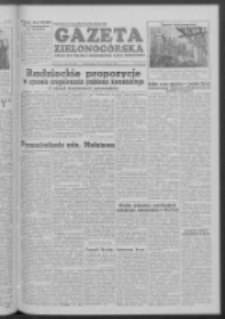 Gazeta Zielonogórska : organ KW Polskiej Zjednoczonej Partii Robotniczej R. III Nr 134 (7 czerwca 1954)