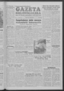 Gazeta Zielonogórska : organ KW Polskiej Zjednoczonej Partii Robotniczej R. III Nr 138 (11 czerwca 1954)
