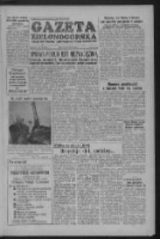Gazeta Zielonogórska : organ KW Polskiej Zjednoczonej Partii Robotniczej R. III Nr 160 (7 lipca 1954)