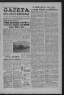 Gazeta Zielonogórska : organ KW Polskiej Zjednoczonej Partii Robotniczej R. III Nr 161 (8 lipca 1954)