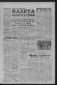 Gazeta Zielonogórska : organ KW Polskiej Zjednoczonej Partii Robotniczej R. III Nr 187 (7/8 sierpnia 1954)