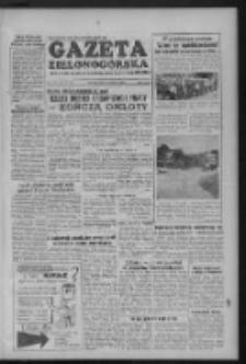Gazeta Zielonogórska : organ KW Polskiej Zjednoczonej Partii Robotniczej R. III Nr 197 (19 sierpnia 1954)