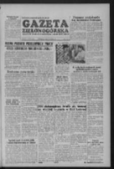 Gazeta Zielonogórska : organ KW Polskiej Zjednoczonej Partii Robotniczej R. III Nr 224 (20 września 1954)
