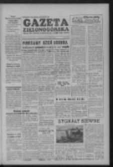Gazeta Zielonogórska : organ KW Polskiej Zjednoczonej Partii Robotniczej R. III Nr 227 (23 września 1954)