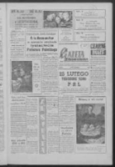 Gazeta Zielonogórska : niedziela : organ KW Polskiej Zjednoczonej Partii Robotniczej R. VII Nr 45 (22/23 lutego 1958)