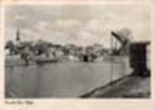 Nowa Sól / Neusalz; Hafen; Port