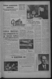 Gazeta Zielonogórska : organ KW Polskiej Zjednoczonej Partii Robotniczej R. VIII Nr 1 (2 stycznia 1959). - [Wyd. A]
