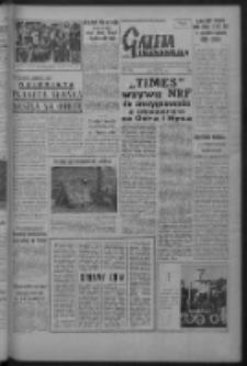 Gazeta Zielonogórska : organ KW Polskiej Zjednoczonej Partii Robotniczej R. VIII Nr 6 (8 stycznia 1959). - [Wyd. A]