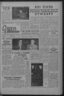 Gazeta Zielonogórska : organ KW Polskiej Zjednoczonej Partii Robotniczej R. VIII Nr 23 (28 stycznia 1959). - Wyd. A