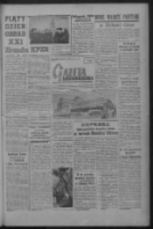 Gazeta Zielonogórska : organ KW Polskiej Zjednoczonej Partii Robotniczej R. VIII Nr 27 (2 lutego 1959). - Wyd. A