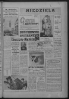 Gazeta Zielonogórska : niedziela : organ KW Polskiej Zjednoczonej Partii Robotniczej R. VIII Nr 44 (21/22 lutego 1959). - Wyd. A
