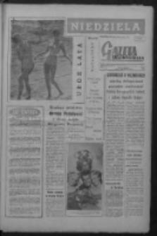 Gazeta Zielonogórska : niedziela : organ KW Polskiej Zjednoczonej Partii Robotniczej R. VIII Nr 152 (27/28 czerwca 1959). - Wyd. A