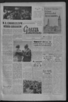 Gazeta Zielonogórska : organ KW Polskiej Zjednoczonej Partii Robotniczej R. VIII Nr 168 (16 lipca 1959). - Wyd. A