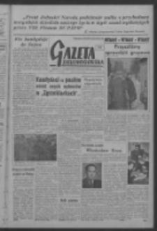 Gazeta Zielonogórska : organ KW Polskiej Zjednoczonej Partii Robotniczej R. VI Nr 3 (4 stycznia 1957). - Wyd. A