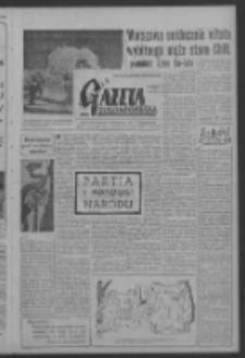 Gazeta Zielonogórska : niedziela : organ KW Polskiej Zjednoczonej Partii Robotniczej R. VI Nr 10 (12/13 stycznia 1957). - [Wyd. A]
