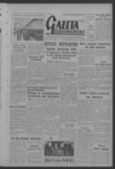 Gazeta Zielonogórska : organ KW Polskiej Zjednoczonej Partii Robotniczej R. VI Nr 22 (25 stycznia 1957). - Wyd. A