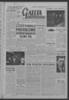 Gazeta Zielonogórska : organ KW Polskiej Zjednoczonej Partii Robotniczej R. VI Nr 44 (20 lutego 1957). - Wyd. A