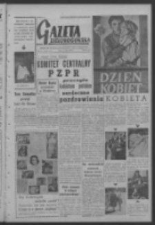 Gazeta Zielonogórska : organ KW Polskiej Zjednoczonej Partii Robotniczej R. VI Nr 58 (8 marca 1957). - Wyd. A