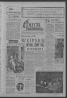 Gazeta Zielonogórska : niedziela : organ KW Polskiej Zjednoczonej Partii Robotniczej R. VI Nr 59 (9/10 marca 1957). - [Wyd. A]
