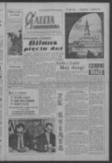Gazeta Zielonogórska : niedziela : organ KW Polskiej Zjednoczonej Partii Robotniczej R. VI Nr 142 (15/16 czerwca 1957). - [Wyd. A]