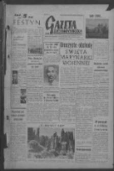 Gazeta Zielonogórska : organ KW Polskiej Zjednoczonej Partii Robotniczej R. VI Nr 155 (1 lipca 1957). - Wyd. A