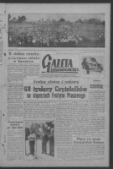Gazeta Zielonogórska : organ KW Polskiej Zjednoczonej Partii Robotniczej R. VI Nr 161 (8 lipca 1957). - [Wyd. A]