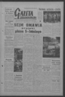 Gazeta Zielonogórska : organ KW Polskiej Zjednoczonej Partii Robotniczej R. VI Nr 165 (12 lipca 1957). - Wyd. A