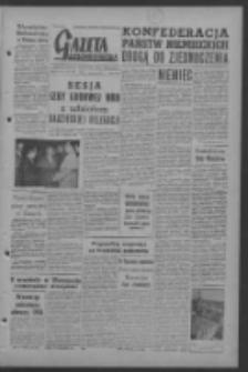 Gazeta Zielonogórska : organ KW Polskiej Zjednoczonej Partii Robotniczej R. VI Nr 189 (9 sierpnia 1957). - Wyd. A