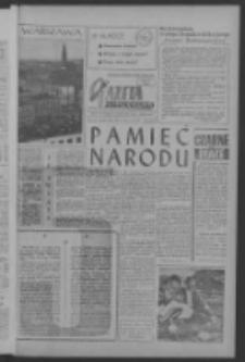 Gazeta Zielonogórska : niedziela : organ KW Polskiej Zjednoczonej Partii Robotniczej R. VI Nr 208 (31 sierpnia - 1 września 1957). - [Wyd. A]