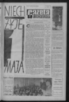 Gazeta Zielonogórska : niedziela : organ KW Polskiej Zjednoczonej Partii Robotniczej R. X Nr 101 (29/30 kwietnia - 1 maja 1961)