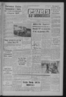Gazeta Zielonogórska : organ KW Polskiej Zjednoczonej Partii Robotniczej R. X Nr 110 (11 maja 1961). - Wyd. A