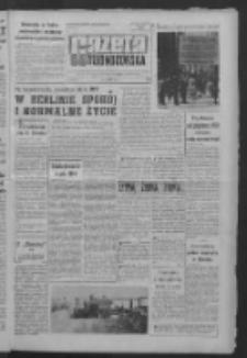 Gazeta Zielonogórska : organ KW Polskiej Zjednoczonej Partii Robotniczej R. X Nr 193 (16 sierpnia 1961). - Wyd. A