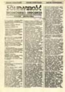Solidarność Środkowego Nadodrza: Głogów Zielona Góra: dodatek nadzwyczajny, 13 luty 1981