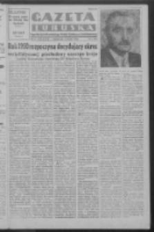 Gazeta Lubuska : organ Komitetu Wojewódzkiego Polskiej Zjednoczonej Partii Robotniczej R. III Nr 2 (2 stycznia 1950). - Wyd. ABCDEFG