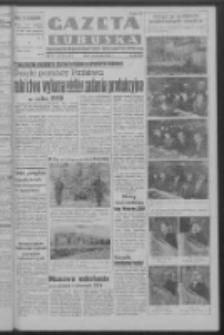 Gazeta Lubuska : organ Komitetu Wojewódzkiego Polskiej Zjednoczonej Partii Robotniczej R. III Nr 20 (20 stycznia 1950). - Wyd. ABCDEFG