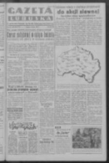 Gazeta Lubuska : organ Komitetu Wojewódzkiego Polskiej Zjednoczonej Partii Robotniczej R. III Nr 63 (4 marca 1950). - Wyd. ABCDEFG