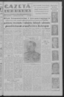 Gazeta Lubuska : organ Komitetu Wojewódzkiego Polskiej Zjednoczonej Partii Robotniczej R. III Nr 72 (13 marca 1950). - Wyd. ABCDEFG