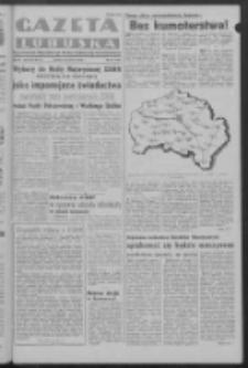 Gazeta Lubuska : organ Komitetu Wojewódzkiego Polskiej Zjednoczonej Partii Robotniczej R. III Nr 74 (15 marca 1950). - Wyd. ABCDEFG