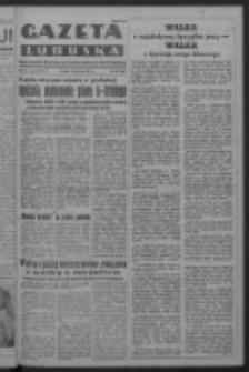Gazeta Lubuska : organ Komitetu Wojewódzkiego Polskiej Zjednoczonej Partii Robotniczej R. III Nr 99 (11 kwietnia 1950). - Wyd. ABCDEFG