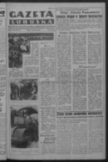 Gazeta Lubuska : organ Komitetu Wojewódzkiego Polskiej Zjednoczonej Partii Robotniczej R. III Nr 103 (15 kwietnia 1950). - Wyd. ABCDEFG