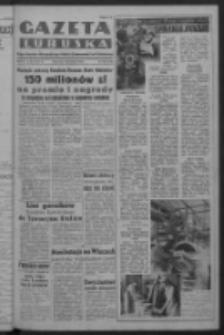 Gazeta Lubuska : organ Komitetu Wojewódzkiego Polskiej Zjednoczonej Partii Robotniczej R. III Nr 104 (16 kwietnia 1950). - Wyd. ABCDEFG